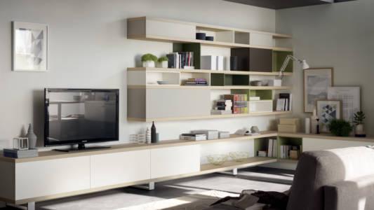 6953 Foodshelf Living-room
