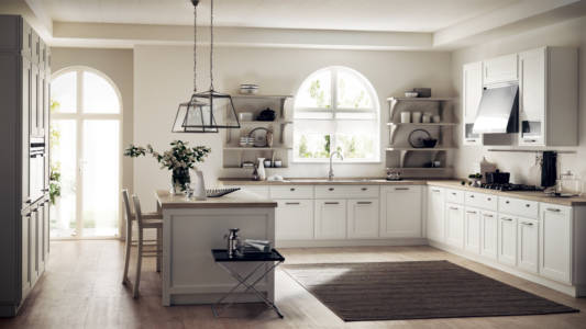 7102 Favilla Kitchen Furniture