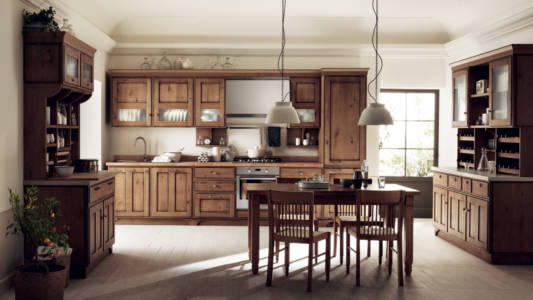 7105 Soluzione Arredo Cucina Favilla
